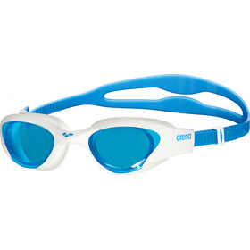 arena The One Goggles, light blue-white-blue